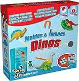 Science4you-Moldes & Imanes Dinos, Juguete científico y Educativo (486338