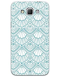 Samsung Galaxy Galaxy Grand 3 G7200 Cases & Covers - Dolan Pattern Case by myPhoneMate - Designer Printed Hard Matte Case - Protects from Scratch and Bumps & Drops.