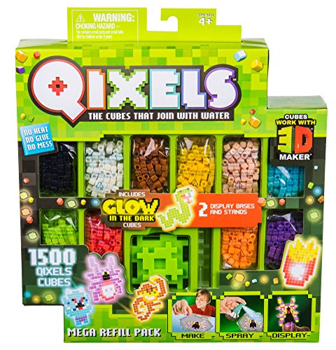 Qixels 87097 Mega Refill Pack