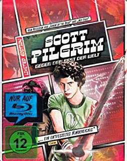 Scott Pilgrim gegen den Rest der Welt - Limited Steelbook Edition [Blu-ray]