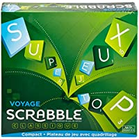 Scrabble Voyage - Jeu de Société Éducatif