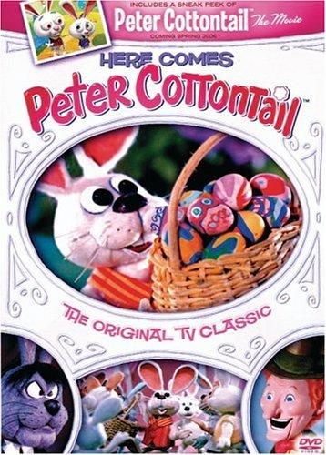 Preisvergleich Produktbild Here Comes Peter Cottontail / (Dub Rpkg) [DVD] [Region 1] [NTSC] [US Import]