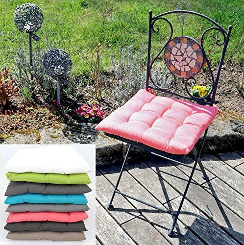 Sitzkissen Gartenstuhle Im Vergleich Gartenbank24 Eu