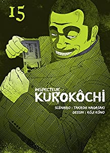 Inspecteur Kurokôchi Edition simple Tome 15