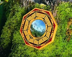 Feng shui-ba-gua-miroir convexe de 15 cm