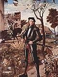 Lais Puzzle Vittore Carpaccio - Porträt eines Ritters 100 Teile