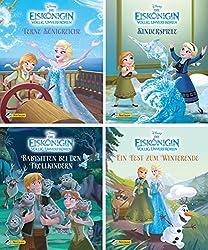 Nelson Mini-Bücher: 4er Disney Eiskönigin 5-8
