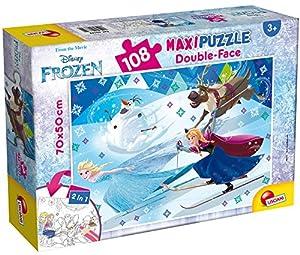 Lisciani Giochi 66742.0-Frozen Puzzle DF Supermaxi 108