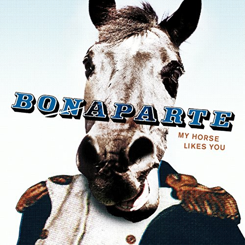 My Horse Likes You