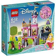 LEGO Princesas Disney - Castillo de cuento de la Bella Durmiente, única (41152)
