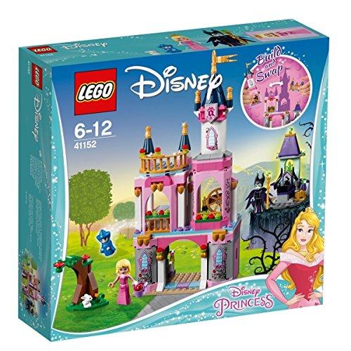 LEGO Disney Princess 41152 - Dornröschens Märchenschloss, Unterhaltungsspielzeug (Lego Fee)