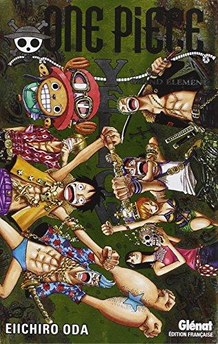One Piece Yellow (Grand Elements) par ODA Eiichirô