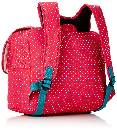 Imagen de kipling  iniko   mediana  pink summer pop  multi color  alternativa