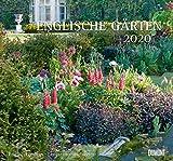 Englische Gärten 2020 - DUMONT Garten-Kalender - mit allen wichtigen Feiertagen - Format 38,0 x 35,5 cm -