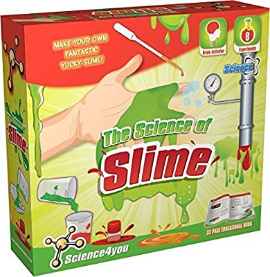Science4you  The Science of Slime  Educational Science Toy STEM Toy from Science4you