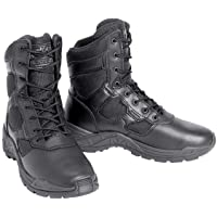 Chaussures d'intervention Boots Cuir et Toile - Gk Pro