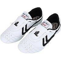 VGEBY1 Scarpe Taekwondo, Scarpe Leggere Boxe Kung Fu Taichi Sneaker per Arti Marziali per Taekwondo, Boxe, Kung Fu e…