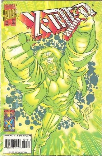 X-Men 2099 #29