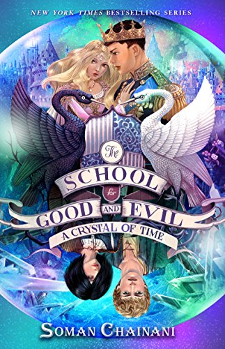 Tal Crystal (The School for Good and Evil #5: A Crystal of Time (English Edition))