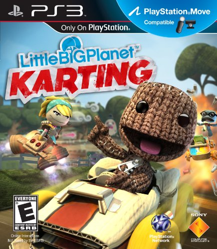 Sony LittleBigPlanet Karting, PS3 - Juego (PS3,