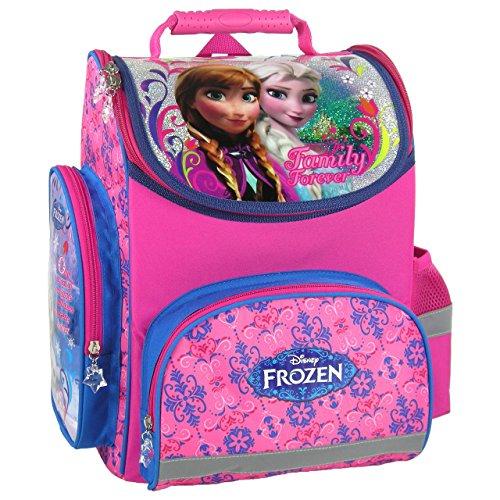 Frozen disney zaino ergo rigido scuola bambina