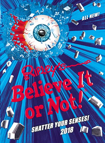 Ripley's Believe It or Not! 2018 (Annuals 2018) por Details