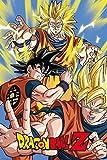 GB Eye Goku Dragon Ball Z-Maxi Poster, multicolore