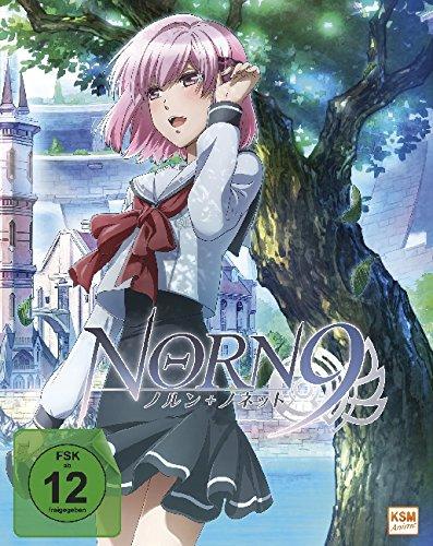 Norn9 – Volume 1: Episode 01-04 im Sammelschuber [Blu-ray] [Limited Edition]