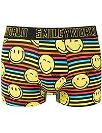 Pomm'poire - Boxer imprimé Rainbow by Smiley - Homme