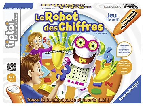 TipToi LeRobot des Chiffres