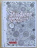 BRUNNEN 10-67428 Collegeblock PREMIUM SpiralblockA4 kariert 10 Stück