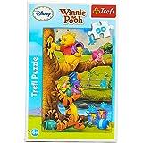 Disney - Winnie the Pooh - A little something, 60 Pieces Jigsaw - Puzzle by Trefl by Disney