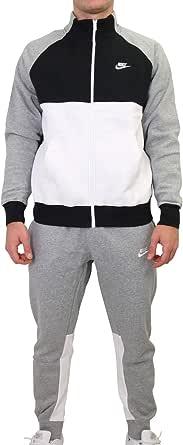 NIKE Men's M Nsw Ce Trk Suit Flc Tracksuit