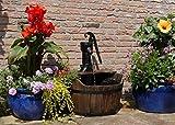 Ubbink Komplett-Set: Gartenbrunnen Newcastle