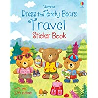 Dress the Teddy Bears Travel Sticker Book (Dress the Teddy Bears Sticker Books)