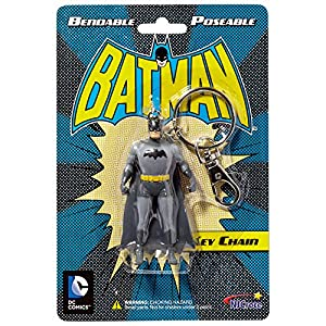 NJ Croce Batman Bendable Llavero