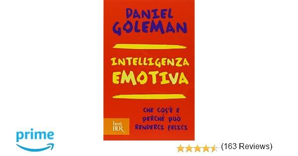 Amazon intelligenza emotiva daniel goleman libri fandeluxe Image collections