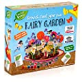 Creative Sprouts Grow & Paint Your Own Fairy Flower Garden