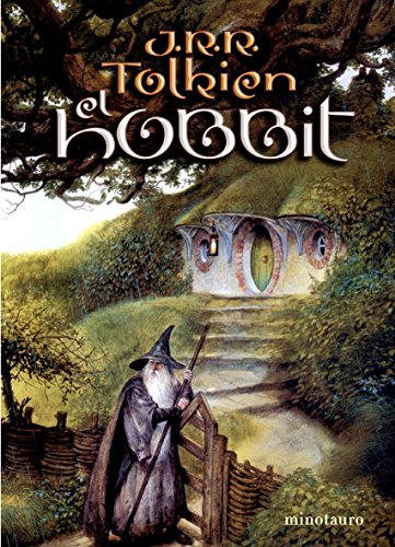 The Hobbit (children's edition) (Books of The Hobbit) - 9788445074855 (JRR Tolkien Library)