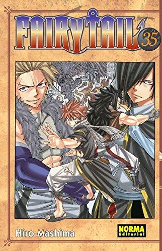 Fairy tail 35 (CÓMIC MANGA) por Hiro Mashima