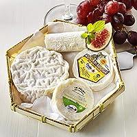 Französische Käse-Kompositionen