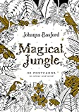 Magical Jungle: 36 Postcards to Colour and Send (Colouring)