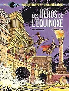 """Afficher """"Valérian, agent spatio-temporel n° Tome 8 Les héros de l'équinoxe"""""""