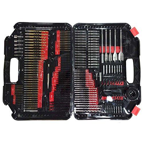 Preisvergleich Produktbild maxbilt 246Bohrer- und Drive Hand Tool Kit Set mit Hard-Kit Tragetasche