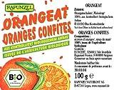 Rapunzel Bio Orangeat ohne Weißzucker, gewürfelt (2 x 100 gr)