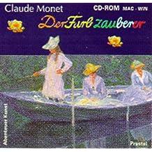 Claude Monet, Der Farbzauberer, 1 CD-ROM Wissenswertes über Claude Monet und seine Bilder mit Puzzle, Ratespiel und einer Galerie zum Aufhängen eurer Lieblingsbilder. Für Windows 3.1/95 und MacOS 7.0