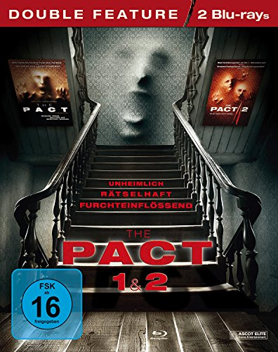 Bild von The Pact 1 + 2 Box [Blu-ray]