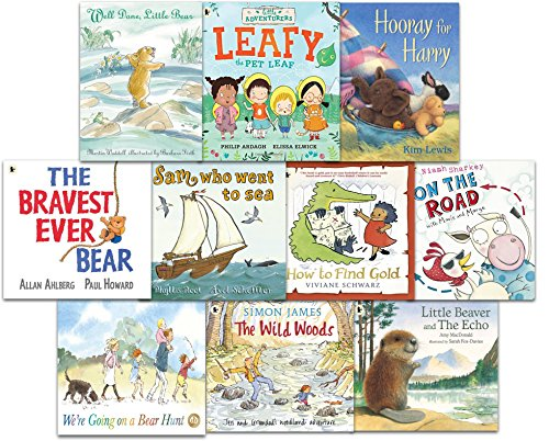 were-going-on-a-bear-hunt-other-stories-collection-10-books-set-sam-who-went-to-sea-hooray-for-harry