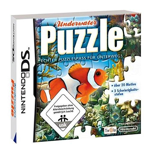 Puzzle - Underwater - [Nintendo DS] Wie Man Einen Ruhigen Buch