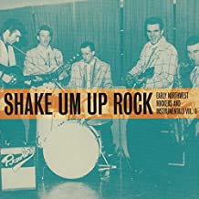 Shake Um Up Rock [Vinyl LP]